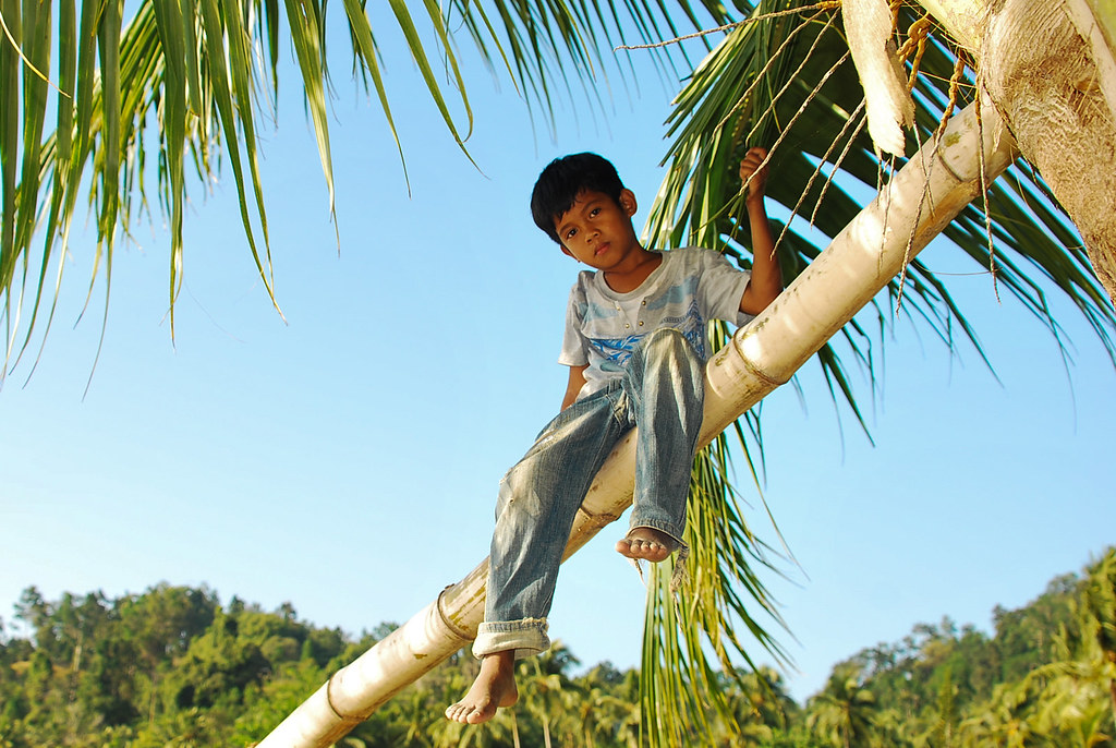 Port Barton, San Vicente, Palawan, Filipino, Boy, Local