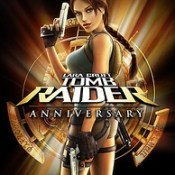 Lara Croft Tomb Raider Anniversary - Sharp