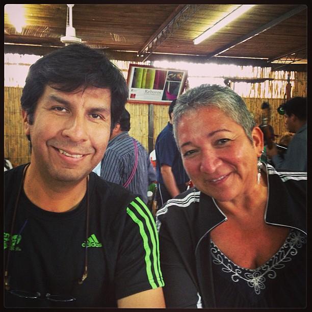 Carlos & Michelle