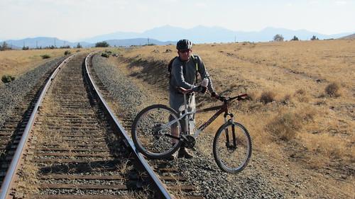 Ride to Virginia City