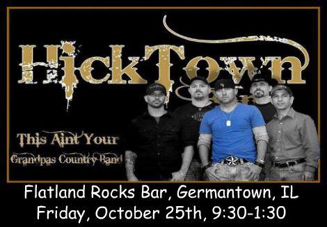 Hicktown 10-25-13