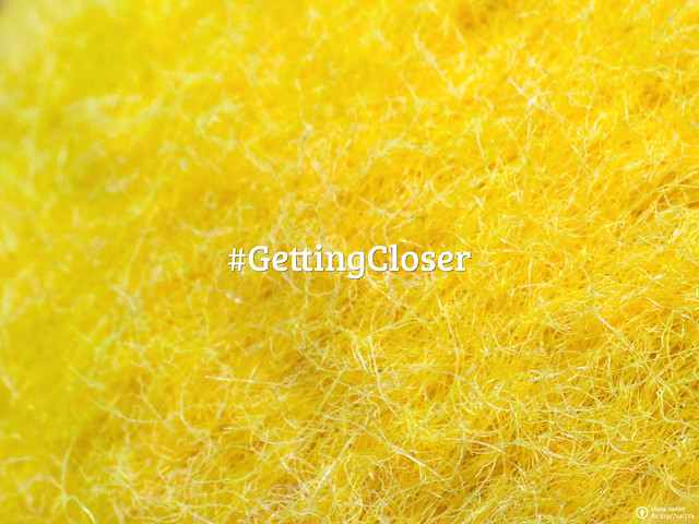 Flickr Friday: #GettingCloser