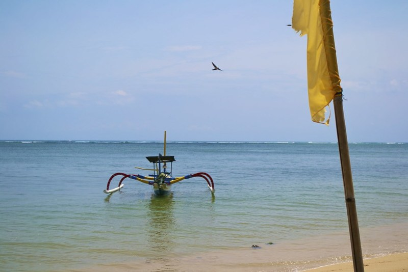 Sanur boat