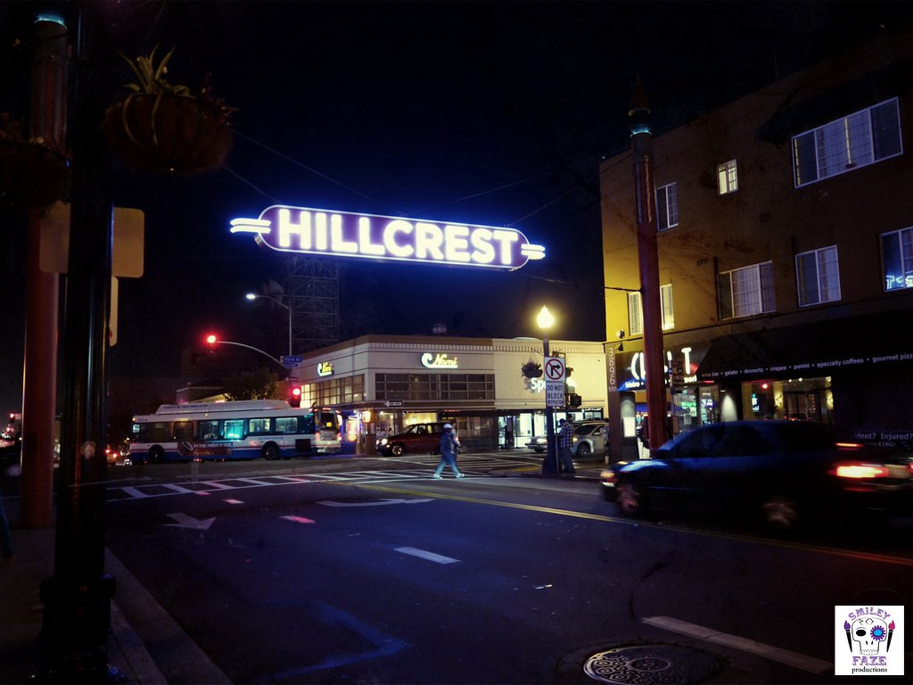 Hillcrest Welcome