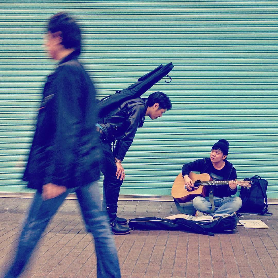 #kawasaki #japan #streetmusic