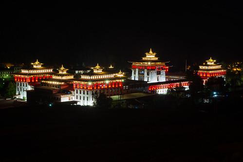 Trashicho Dzong