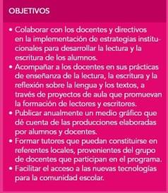 Alfabetización digital para Andalgalá - Objetivos