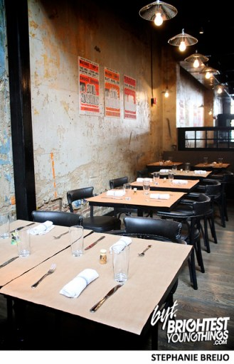 Baby Whale DC Restaurant Shaw Photos Brightest Young Things11