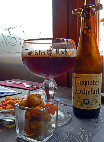 at Café de Artes: Trappistes Beer