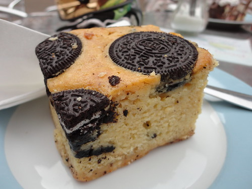 Orio blondie cake by South Downs MTB Skills