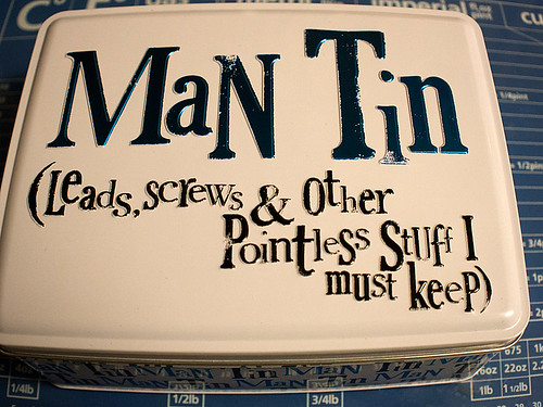 A Man Tin - Every man should have one by fstop186