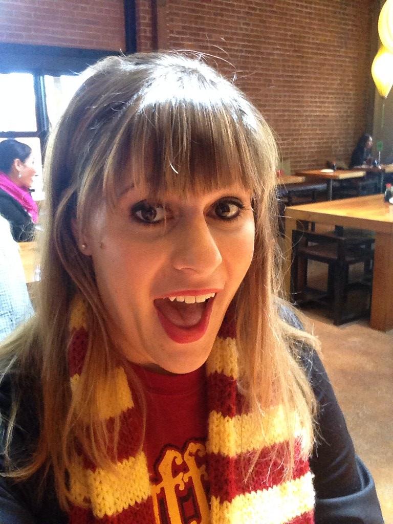Gryffindor Girl