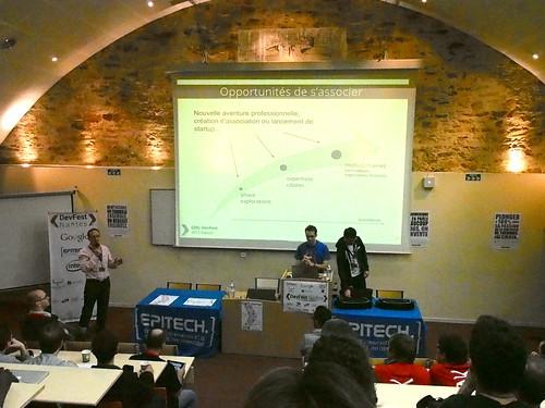 DevFest 2013 : Keynote