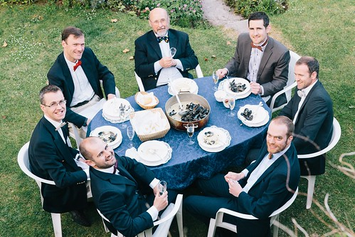 BLACK TIE DINING AL FRESCO