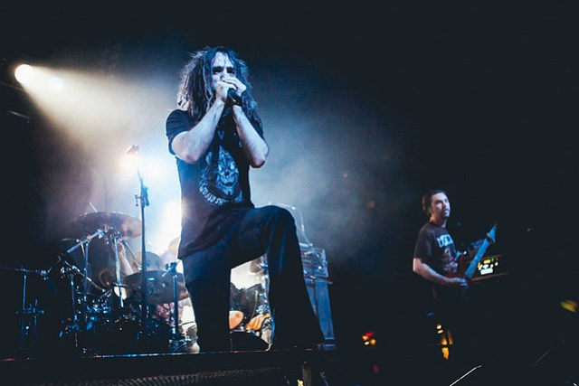 SikTh live in Cologne