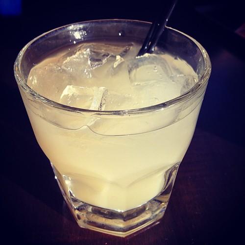 Gin and Grapefruit by @MySoDotCom