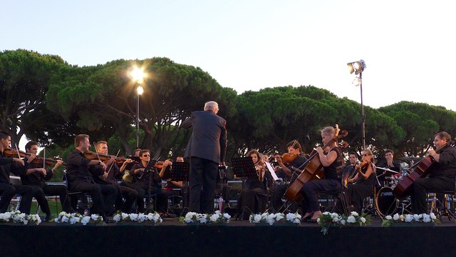 full orchestra