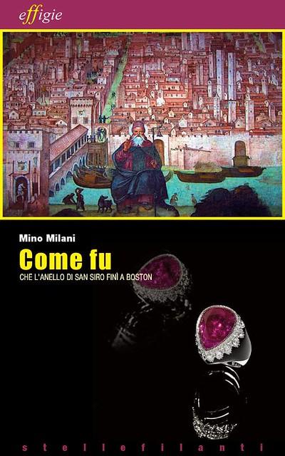Mino Milani effigie