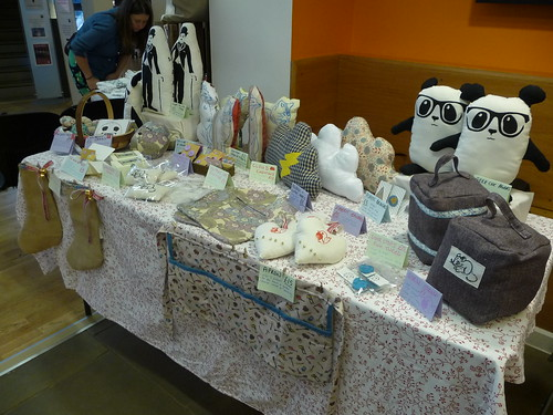 Craft Fair Stall at MAC Christmas 2013