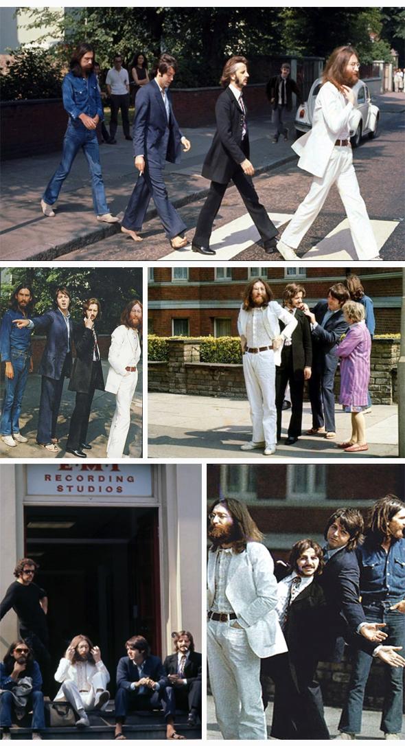 La sesión fotográfica del álbum de The Beatles Abbey Rd duró sólo 10 minutos. Abbey Road Abbey Road de Londres, el paso de peatones más famoso 11756846254 4539e4ed59 o