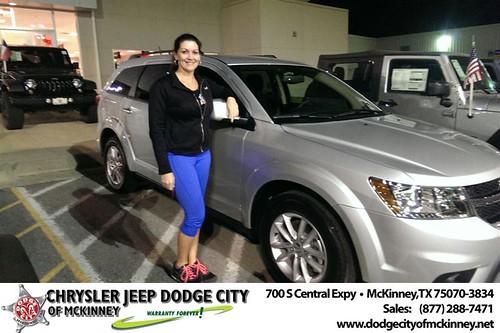 Dodge City McKinney Texas Customer Reviews and Testimonials-Tara Maxwell by Dodge City McKinney Texas