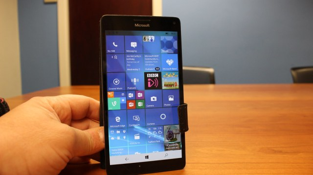 List of Windows 10 Mobile Eligible Devices - Wccftech