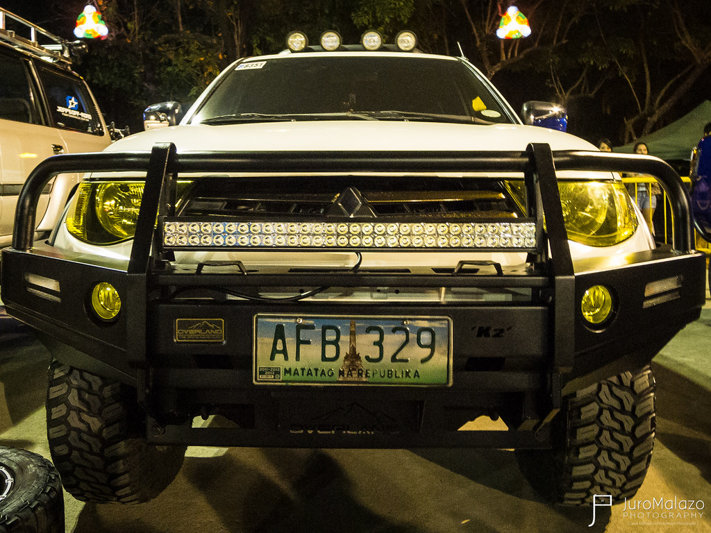 Mitsubishi Strada. - Dagupan City Fiesta Auto Show 2013 - Juro Malazo