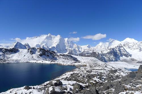 nEO_IMG_朗玛拉山口回望喜马拉雅
