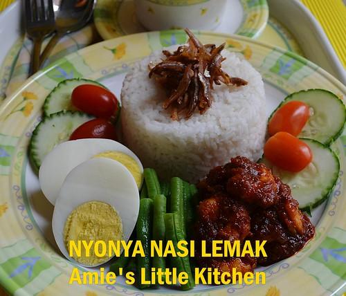 Nasi lemak Amie