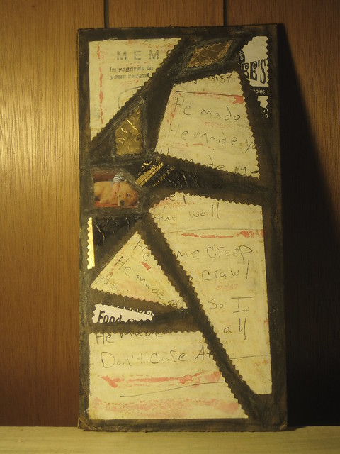 Black Monolith #1
