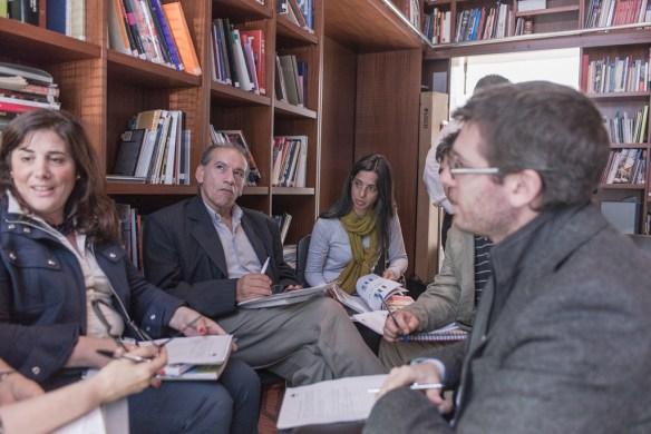 Mesa de diálogo sobre el Informe de Sostenibilidad 2012