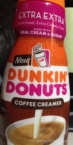 Dunkin Donuts Coffee Creamer 2