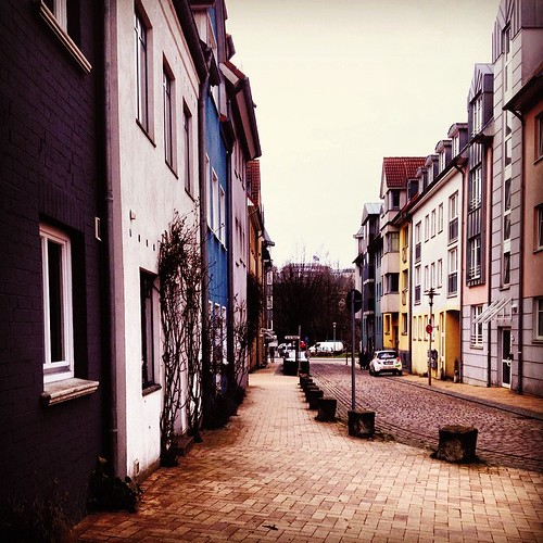 Lane #flensburg #germany by Madeleine Winnett