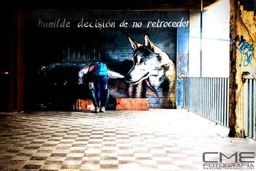 No Retroceder!! by Christyan Martos