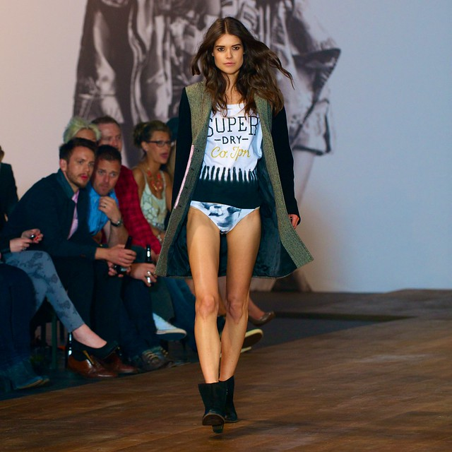 Superdry celebrates 10 years with a party and catwalk (3)