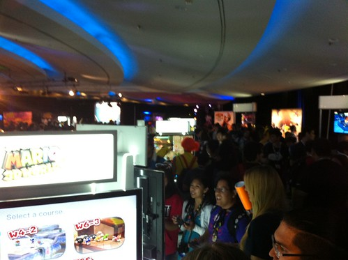 Nintendo Game Lounge