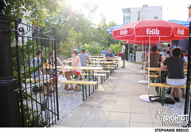 Dacha Beer Garden New DC 7th Street Photos Brightest Young Things2