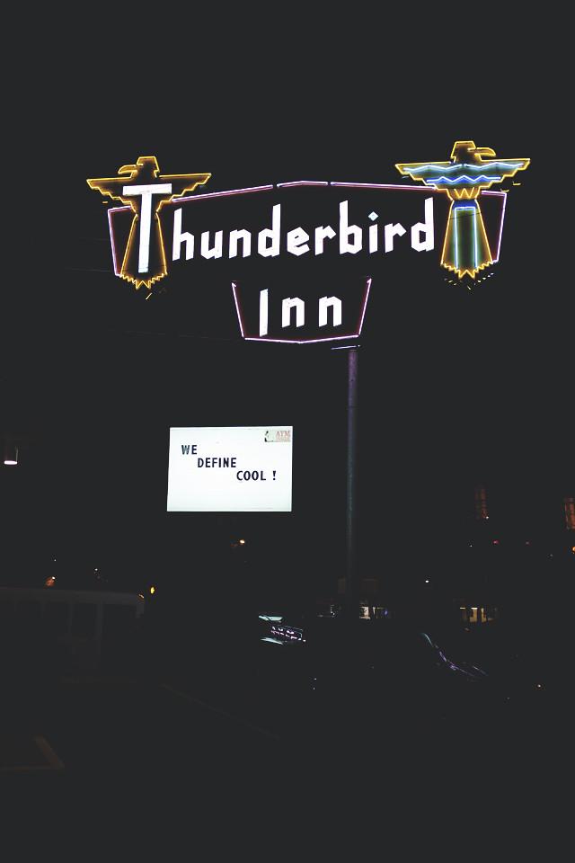 Thunderbird inn, Savannah, georgia (small)