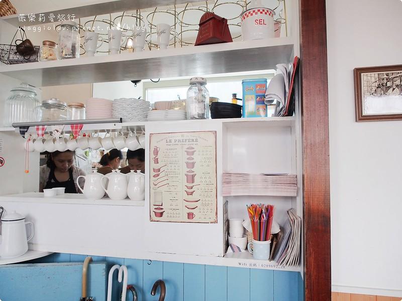 Hana Cafe,台北早午餐 @薇樂莉 Love Viaggio | 旅行.生活.攝影