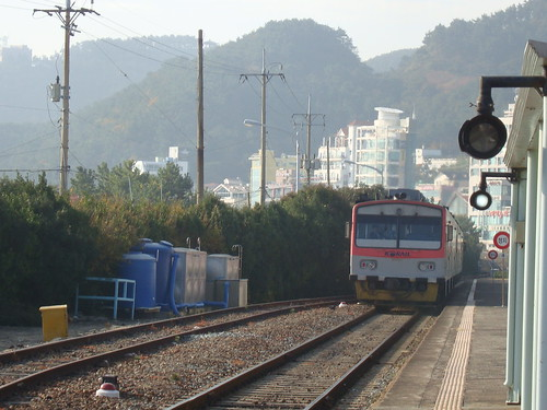Songjeong Station