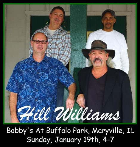 Hill Williams Band 1-19-14