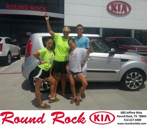 Happy Birthday to Deanna Lynn  Holder from Vanessa Odreman and everyone at Round Rock Kia! #BDay by RoundRockKia