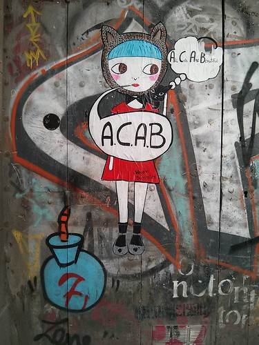 A.C.A.B. (?) by debolsillo