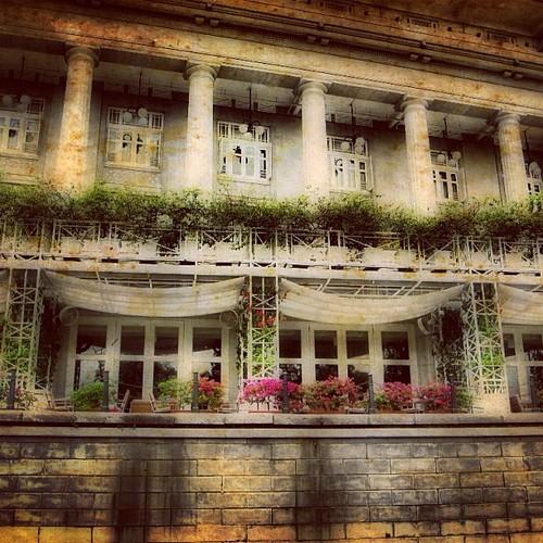 Fullerton Hotel #singapore by @MySoDotCom