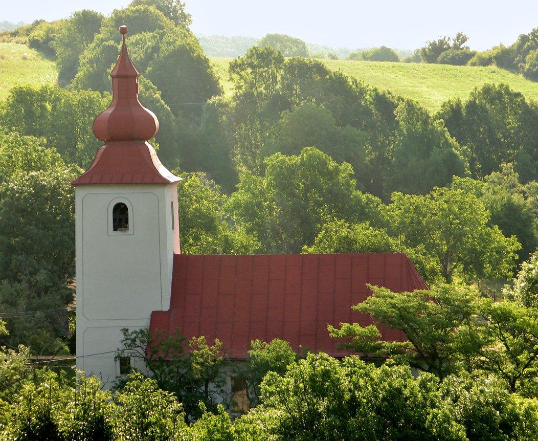 Kostol vo Veľkom Lome