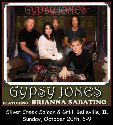 Gypsy Jones 10-20-13
