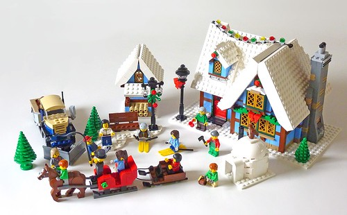 LEGO 10229 Winter Village Cottage c02