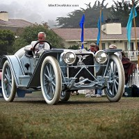 1914 American Underslung 642 Roadster at the Pebble Beach Concours d'Elegance