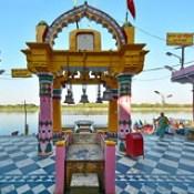 India - Uttar Pradesh - Mathura - Kesava Deo Temple - 04.