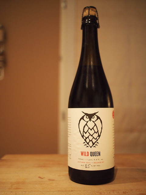 OnceMade Beer Project (Wild King / Queen)